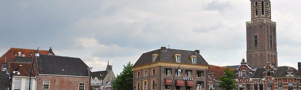 Zwolle_Skyline_Rodetorenplein_01